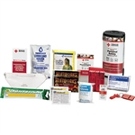 First Aid Only RC-613 Deluxe Personal Safety Emergency Pack