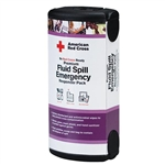 First Aid Only RC-657 Premium Fluid Spill Emergency  Responder Pack