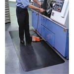 Crown Matting WD3435BK Workers-Delight Ultra Deck Plate Mats