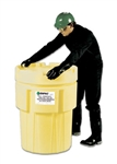 Enpac 1065-YE 65 Gallon Poly-Overpack Salvage Drum