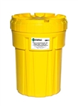 Enpac 1230-YE 30 Gallon Poly-Overpack Salvage Drum