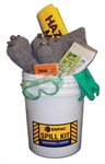 Enpac 13-5PKO Econo Safety Pail Spill Kit - Oil Only