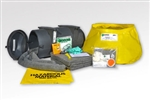 Enpac 13-TWSK-O Deluxe Long Haul Truck Spill Kit - Oil Only