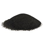 Ex-Cell 155 Black Extra Smooth Silica Sand, Fine Grain, 23 lbs. Black