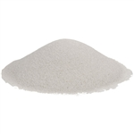 Ex-Cell 155 WHT Extra Smooth Silica Sand, Fine Grain, 23 lbs. White