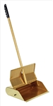 Ex-Cell 305 BRASS Self-closing Dustpan, Steel, Brass