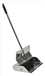 Ex-Cell 306 STAINLESS Self-closing Dustpan, Stainless Steel, SS