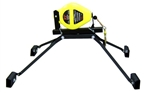 French Creek Srmrl50G Roof Mount Anchor For Retractable Lifeline, Rotates 360 Degrees,For Standing Seam Roofs. Comes With Mounting Hardware