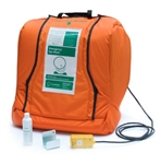 Guardian G1540HTR 16 Gallon Portable Eye Wash Unit with Heat Traced Jacket