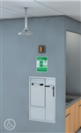 Guardian GBF2150 Barrier-Free Recessed Safety Station