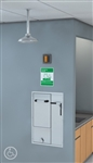 Guardian GBF2152 Barrier-Free Recessed Safety Station