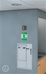Guardian GBF2160 Barrier-Free Recessed Safety Station