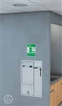 Guardian GBF2162 Barrier-Free Recessed Safety Station