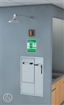 Guardian GBF2170 Barrier-Free Recessed Safety Station