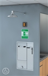 Guardian GBF2172 Barrier-Free Recessed Safety Station