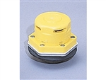 Justrite 08006 Poly Drum Vent, Vertical for Solvents
