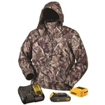 Radians DCHJ062C1-2XL 20V/12V MAX TrueTimber Camo Heated Jacket Kit, 1/Each