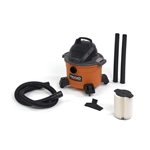 Ridgid 36683 WD0671 6 Gallon Wet/Dry Vac w/ accessory pack