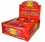 "TechNiche 5551 Air Activated Hand Warmers, 2"" x 3.5"" - Box of 40 Pairs"
