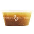 World Centric 2 oz Clear Souffle Cup - 110F 2000 Per Case