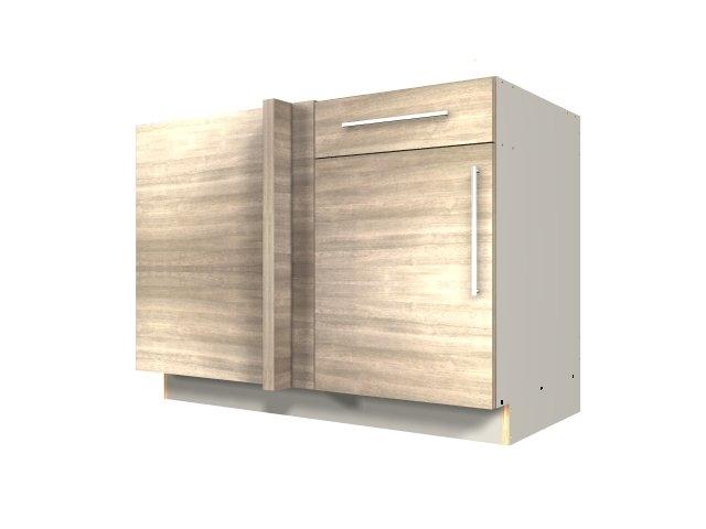 Drawer Blind Corner Base Cabinet On Left Larger Photo
