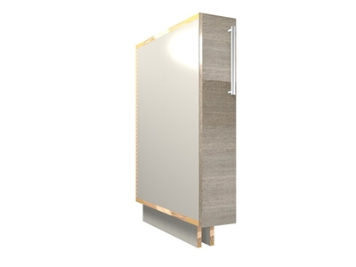 1 door base cabinet (slim version)