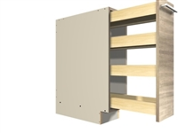 Pullout Rack (4 shelves)