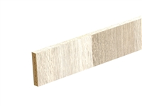 Crown Molding (VERTICAL grain, 1 piece)