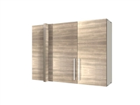 2 door blind corner WALL cabinet (BLIND ON LEFT)