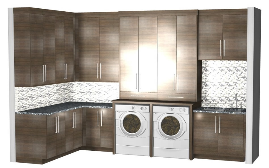 Barker Modern Sells High End Fully Custom Laundry Room Cabinets Directly To  The General Public. Choose From A Wide Variety Of Colors And Enjoy Fully  Custom ...