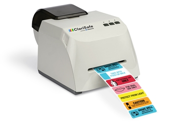 Pharmacy Label Printer