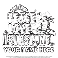 154: Peace Love Sunshine