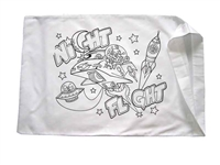 Night Flight Pillowcase