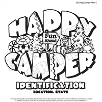 252C: Happy Camper Inflate Camp