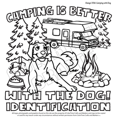 336: Camping With Dog