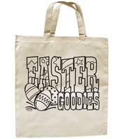 Easter Goodies Tote
