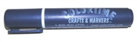 Fabric Marker - Navy Blue