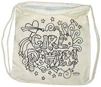 Girl Power Backpack