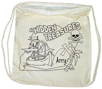 Hidden Treasures Backpack