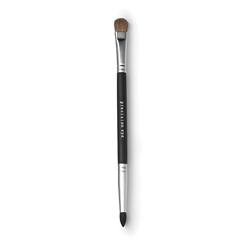 Professional Double-Ended Precision Makeup Brush | Professional Makeup Artist Brushes, Natural Make Up, Vegan Makeup Brushes