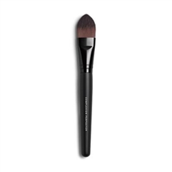 Complexion Foundation & Concealer Brush | Mineral Cosmetics, Natural Make Up, Vegan Cosmetic Brushes