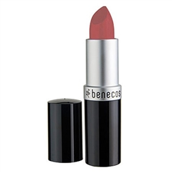Benecos All Natural Lipstick Peach | Organic Cosmetics, Petrolatum Free Lipsticks, Gluten-Free Makeup