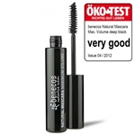 Benecos Maximum Volume Mascara Deep Black | hypoallergenic products, Certified Natural Make Up, Titanium Dioxide Free Mascara