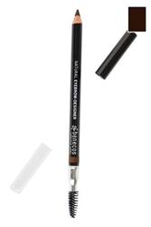 Benecos Natural Eyebrow Pencil Brown | hypoallergenic products, Certified Natural Make Up, Vegan Products, Beauty Products without Metals