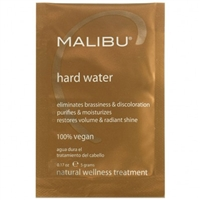 Malibu Vegan Hard Water Eliminator Gel | All Natural Hair Treatment, Hard Water Demineralizer, Gluten Free Scalp Treatments