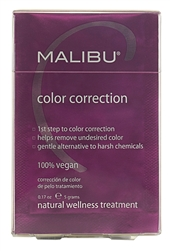 Malibu Vegan Quick Fix Color Correction | Hair Color Prep Products, Hair Buildup Removers, Vegan Hair Treatments