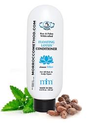 Morrocco Method Floating Lotus Conditioner | Gluten Free Hair Products, Natural Hair Care, Fair Trade Haircare, Conditioners, Leave In Conditioners