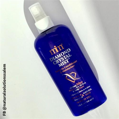 Morrocco Method Diamond Crystal Mist Conditioner Organic Hair Care