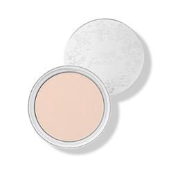 100 Percent Pure Flawless Skin Foundation Powder with SPF20 | Iron Oxide Free Cosmetics, Natural Make Up, Organic Skin Care