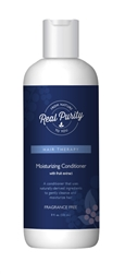 Real Purity Fragrance Free Moisturizing Conditioner | All Natural, Organic Cosmetics, Real Purity Brand